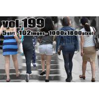 vol199-むっちり美ヒップ♪パンティライン♪