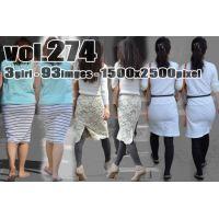 vol274-タイトスカートのムチ尻ヒップライン