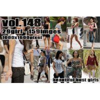 vol148-胸のふくらみ正面撮り