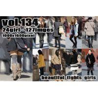 vol134-魅力の厚手タイツ