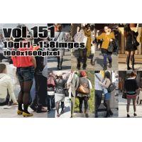 vol151-柄タイツの美脚