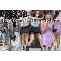 vol238-シースルー透けブラ&くっきりブラライン