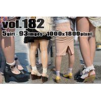 vol182-美脚ショートソックス