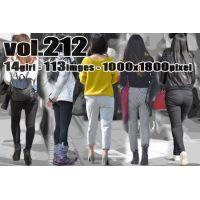 vol212-タイトなピチパン食い込みヒップライン