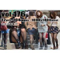 vol176-薄手の黒タイツ