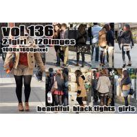 vol136-厚手黒タイツの美脚