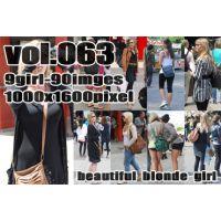 vol63-魅惑のブロンドガール