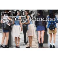 vol310-女性らしい美しいむっちり美脚
