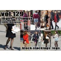 vol129-黒ストッキング美脚