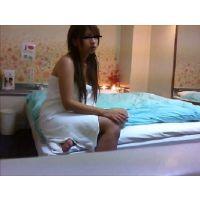 【個人撮影】出会い系で捕まえた21歳激カワ援○娘とハメ撮り!