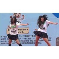 制服少女セクシーダンス動画1