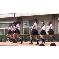 制服少女セクシーダンス動画15