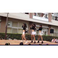 制服少女セクシーダンス動画16