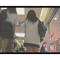 JK追っかけパンチラ【高画質】-57