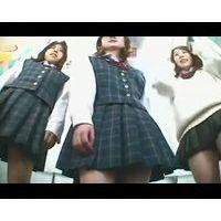 プリクラJKパンチラ【高画質】-28