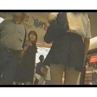 JK追っかけパンチラ【高画質】-55