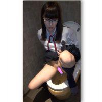 るみ4 トイレ放尿 清純系がビッチ犬になる瞬間「おしっこするとこ見ててくださいワン」