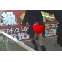 女子高生スカートめくり パンチラダッシュ!  Vol4