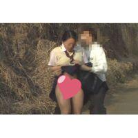 後追い「鬼畜映像」 めくって逃げろ! 女子高生スカートめくり パンチラダッシュ!  Vol14