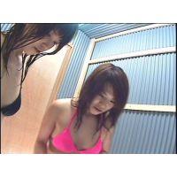 【海の家シャワー】隠し撮り流出映像 7
