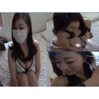 【素人オリジナル】激かわいい巨乳OL 泉ちゃん(26)と水着撮影会〜SEXしちゃうよ。