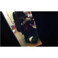 見学クラブ盗撮した生々しい流出動画 09 なつきちゃん