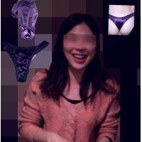 女プロデューサーの下着〜彼氏持ちN子の濡れTバック(23歳・ミュージック関係のプロデュース、かわいい系)
