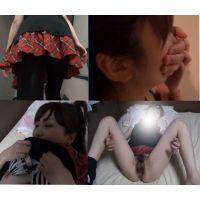 【素人】滋賀県 おとなしい私服J〇をらちして強引にSEXした動画