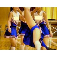 School Girls Cheerleading Performance #6