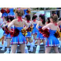 女子大生チアダンスパフォーマンス#4