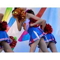女子大生チアダンスパフォーマンス#3