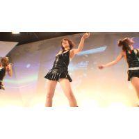 一流ダンサーによる迫力あるダンスステージ in 東京オートサロン 01
