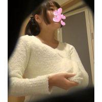 【処女喪失後・Fカップ天使】現役JD・なるみちゃん�、、、エッチしながら泣いちゃった日〜〜脱衣所編〜〜
