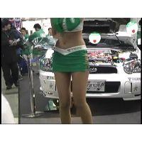 TOKYOオートサロン2005 キャンギャル動画 �