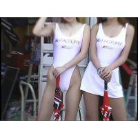 '03鈴鹿8耐part1レースクィーン動画�