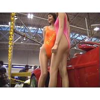 【'98 Nagoya Performance Car Show】 Campaign Girl video �