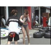 '02 フォーミュラーニッポンR5&R9 レースクィーン動画 �