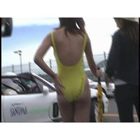 2003 SUPER耐久富士 レースクィーン動画 �