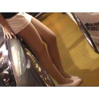 2008 東京オートサロン2 キャンペーンガール動画 �