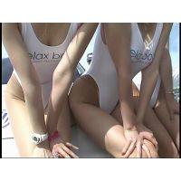2002 フォーミュラー日本富士 ワーゲンビートルカップ レースクィーン動画 �