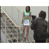 '02 フォーミュラー日本 R2 富士 レースクィーン動画 �