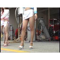'02 SUPER耐久SUZUKAレースクィーン動画 �