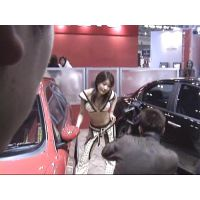 東京オートサロン2003 キャンギャル動画 �
