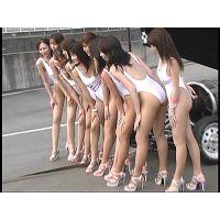 【'00 ドラッグレースpart4】レースクィーン動画 �