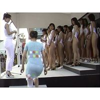 '98Early Twin Ring Motegi race queen contest Angel video �