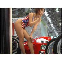 【大阪オートメッセ2000】レースクィーン動画 �