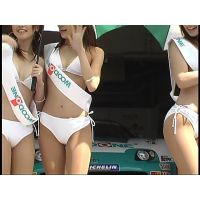 '03 GT開幕戦レースクィーン動画 �