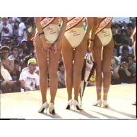 【パドック裏キャンギャルのお尻part1】レースクィーン動画 �