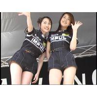 【'00 GT開幕戦もてぎpart2+フォーミュラー日本】レースクィーン動画 �