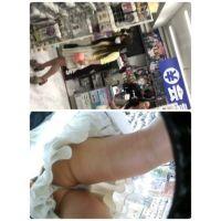 【6】衝撃Tバック!アニメショップで見つけたキレイ系女子+オマケ